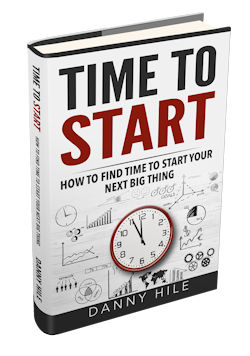 How to find time to start your next big thing